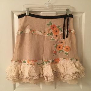 Free People skirt size 6